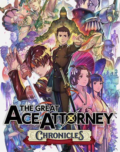 The Great Ace Attorney Chronicles + Additional Art & Music from the Vaults DLC