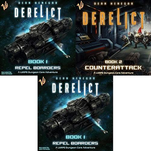 Derelict Series Book 1-3 - Dean Henegar