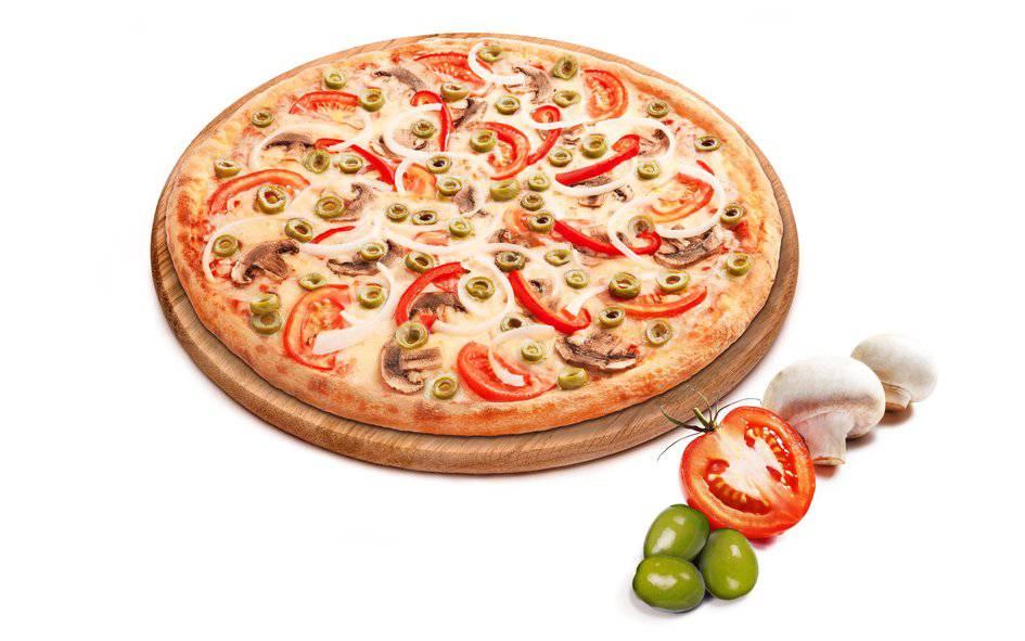 Пицца для вечеринки: доставка и богатый выбор