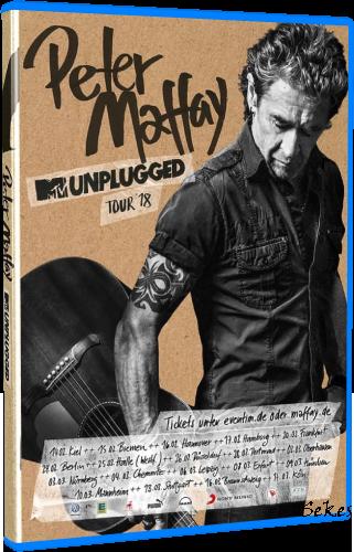 Peter Maffay - MTV Unplugged (2017, Blu-ray)