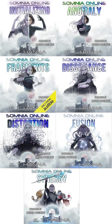 Somnia Online Series Books 1-7 - K. T. Hanna
