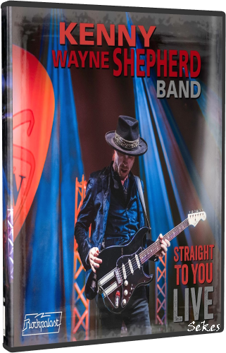 Kenny Wayne Shepherd Band - Straight To You Live (2020, DVD9)