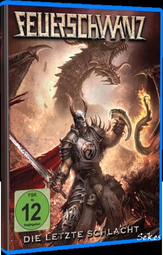 Feuerschwanz - Die Letzte Schlacht (2021, Blu-ray)