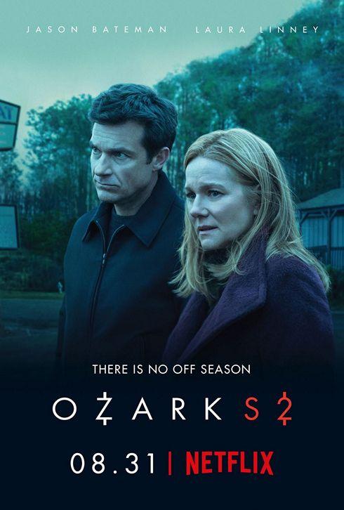 Озарк / Ozark [Сезон: 2] (2018) WEB-DL-HEVC 2160p | 4K | Dolby Vision Profile 8 | Пифагор, Кубик в Кубе, LostFilm, NewStudio, TVShows