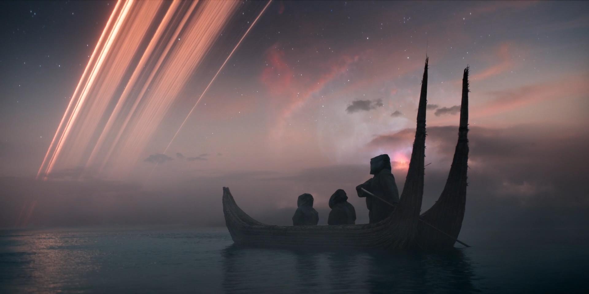 Изображение для Основание / Foundation, Сезон 1, Серии 1-4 из 10 (2021) WEB-DLRip 1080p (кликните для просмотра полного изображения)