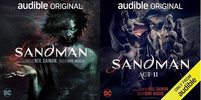 The Sandman Book 1-2 - Neil Gaiman/Dirk Maggs