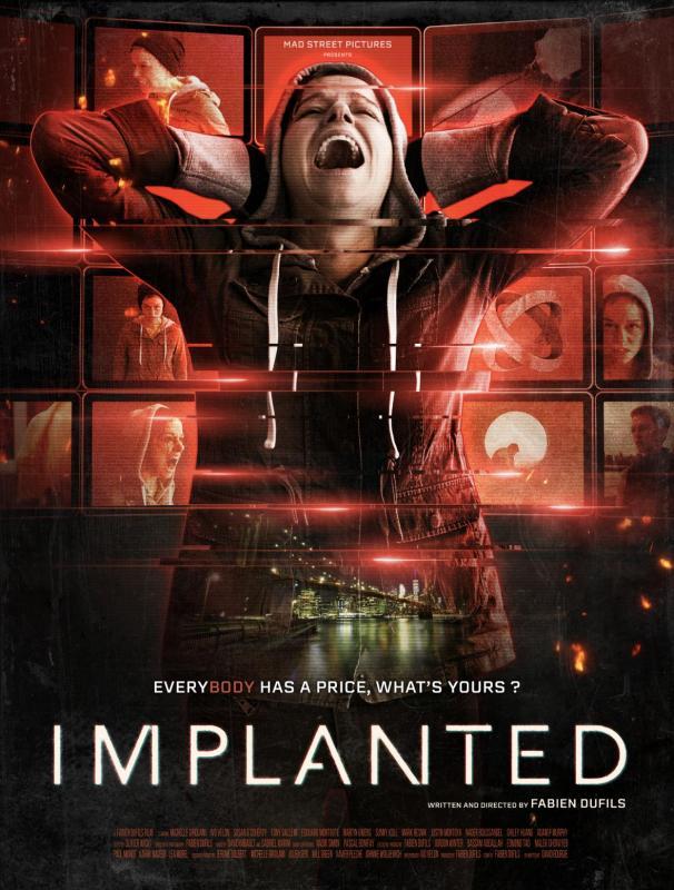 Имплантированная / Implanted (2021) WEBRip-HEVC 1080p