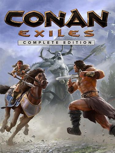 Conan Exiles: Complete Edition – v2.6 (v326329/31198) + All DLCs + Bonus Content + Multiplayer